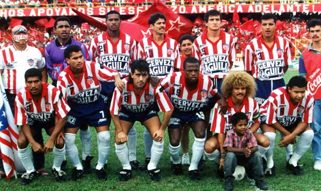 Atlético Junior 3