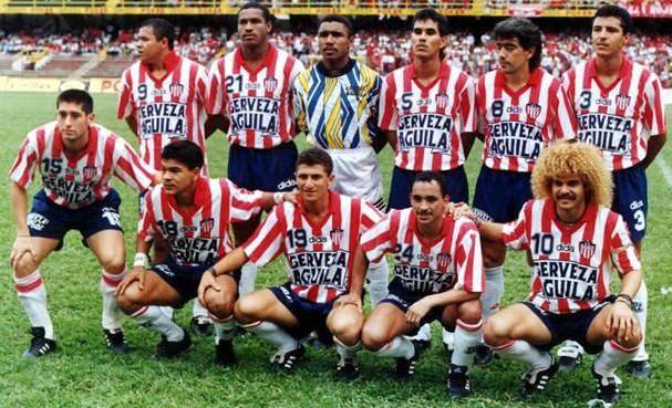 Atlético Junior 4