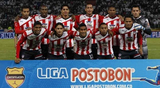 Atlético Junior 7