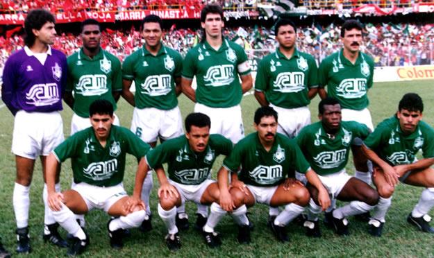 Atlético Nacional 6