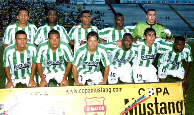 Atlético Nacional 12