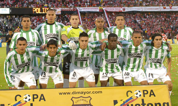Atlético Nacional 13