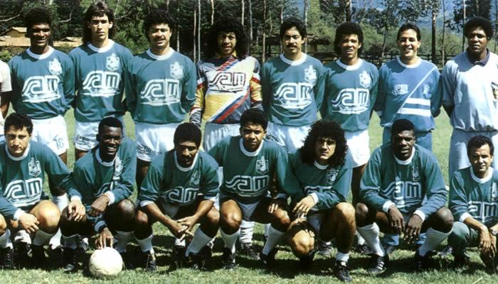Atlético Nacional 5
