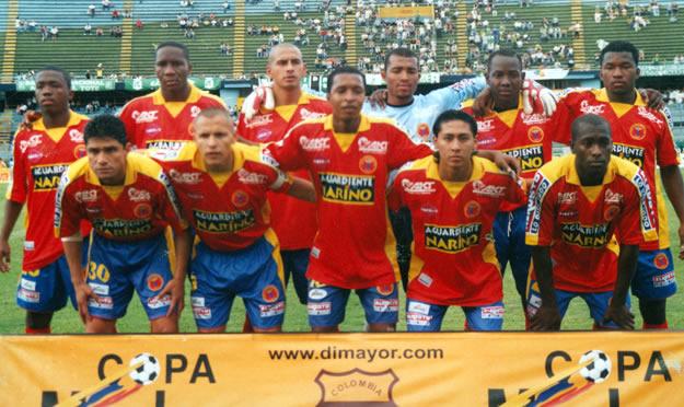 Deportivo Pasto 1